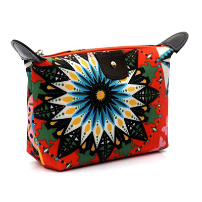 Whole Fashion Women Travel Make Up Cosmetic Pouch Bag Clutch Handbag Casual Makeup Or