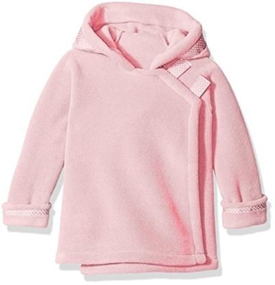 4c6d5a27af35 Qoo10 - Widgeon Baby Polartec Fleece Warmplus Hooded Wrap Jacket ...