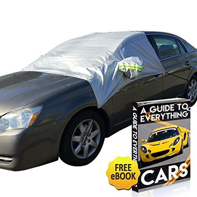Qoo10 Windshield Cover For Car Protection From Sun And Snow Top