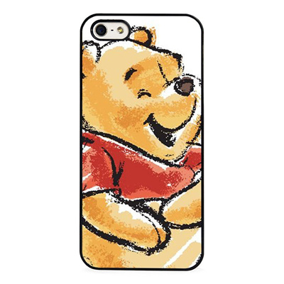 Qoo10 - Winnie The Pooh Laughing Art PHONE CASE COVER fits ...