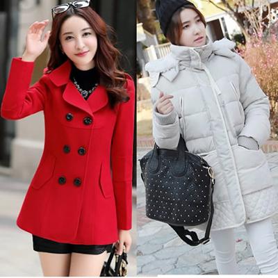 Qoo10 - jacket coat winter   Women s Clothing 85888b8ffc