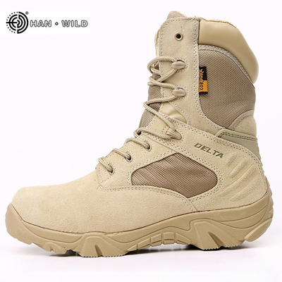 look good shoes sale newest collection new york Winter Tactical Military Boots Men Special Force Waterproof Leather Desert  Work Shoes Men s Combat A