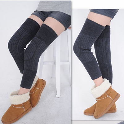 a2e74a91d Qoo10 - Winter Woman Wool Braid Over Knee Socks Thigh High Hose Stockings  Twis...   Automotive   Ind..