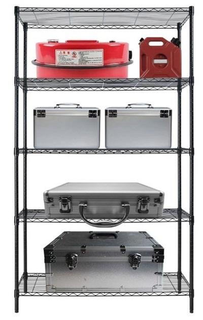 Wire Rack/ Kitchen Racks/shelf For Store Room/Boltless Rack/Metal Rack