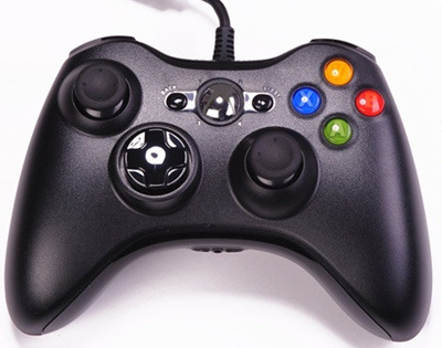 Wired Xbox 360 Controller For Computer and Xbox 360 Console XBox360 PC Game  Controller steam Android