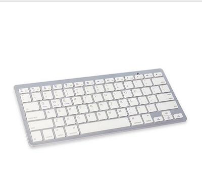 Wireless Bluetooth Keyboard Flat Fruit Android Tablet Phone Universal  Keyboard Ultra-thin Mini