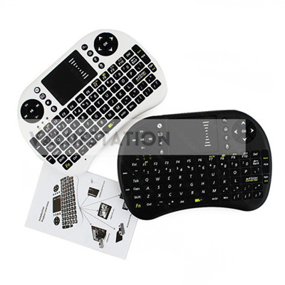 Wireless Touchpad Mini Keyboard Mouse Keypad Panel Wireless Specific Win8  Win7 Mac PC Android