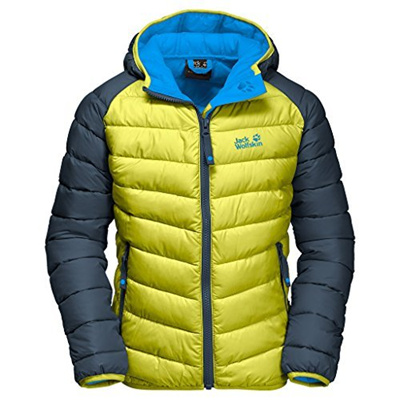 utterly stylish great fit good service Qoo10 - [With MK]Jack Wolfskin Kids Zenon Insulated Jacket ...