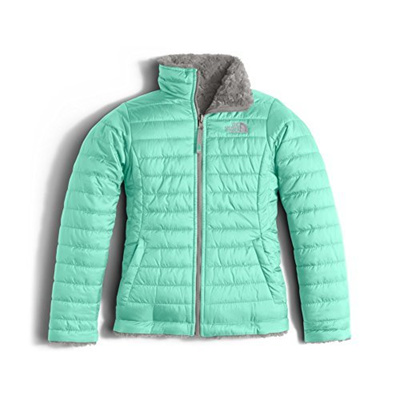 d6e3ddc993ff Qoo10 - [With MK]The North Face Girls Reversible Mossbud Swirl ...
