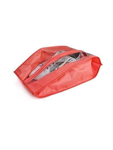 Qoo10 - WJL Transparent View Window, Dust-proof Shoe Storage Bags for  Travel C...   Men s Bags   Sho. ef3408e49c