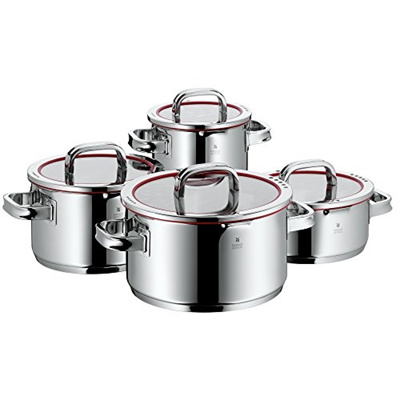 [direct From Germany]WMF Topf Set 4 Teilig Bratentopf Fleischtopf Pictures