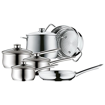 [direct From Germany]WMF Topf Set 6 Teilig Stielkasserolle Deckel  Stielkasserolle Deckel