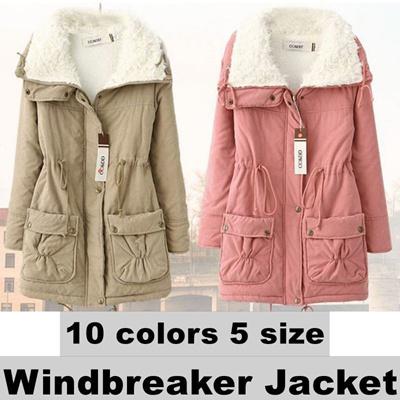 8f6f024e687 Qoo10 - Winter Women Jacket : Women's Clothing