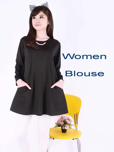 WOMEN BLOUSE   CASUAL   FORMAL   BEST SELLER   BAJU WANITA   DRESS WANITA de71c62af3