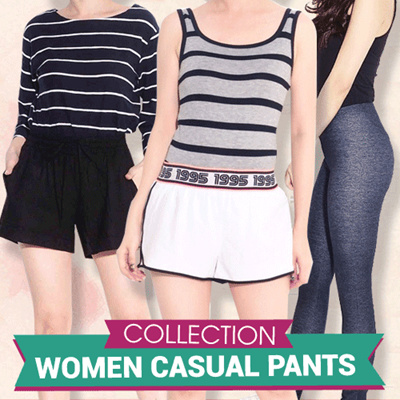 Women Casual sportpants  shortpants-best seller women shortpants sportpants 63b16e68e0