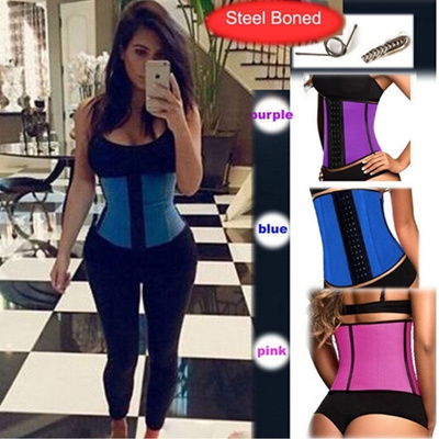 a69d504dfd0 Qoo10 - Women Fashion Latex Rubber Waist Trainer Cincher Underbust Corset  Pant...   Women s Clothing