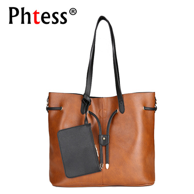 6051e1f6af Qoo10 - Women Leather Handbags 2018 Brand Luxury Designer Brand Sac Vintage  La...   Bag   Wallet