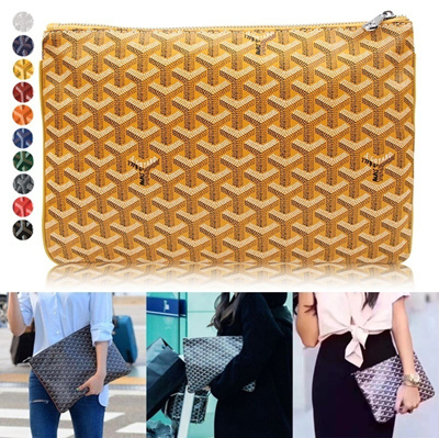 2b0581ac31a Women s Luxury Fashion Pu Leather Clutch Bag Envelope Evening Cosmetic  Clutch Purse(Size