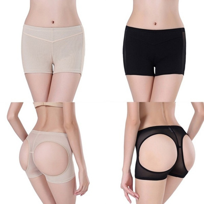 915c9f081a Qoo10 - Women s Seamless Butt Lift Booster Booty Lifter Body Shaper  Enhancer M...   Women s Clothing