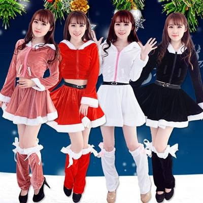 cdd4ded3a4e7 Qoo10 - Women Sexy Santa Christmas Costume Fancy Dress Xmas Office Party  Outfi... : Women's Clothing