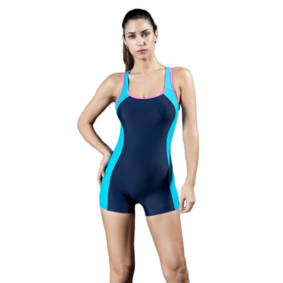 46033106266 Qoo10 - Women Sports One Piece Swimsuit Swimwear Shorts Backless Bathing  Suit ... : Women's Clothing