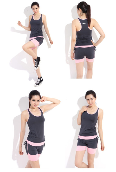 e5a6c80fbd228f Qoo10 - Women Sportswear Yoga Fitness Workout Clothing   Sports Equipment