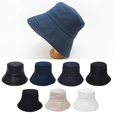44fa50db Qoo10 - Women Sun Hats Basic Unisex High-Bucket Hat Hip-Ho : Fashion  Accessories