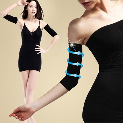 Clothing, Shoes & Accessories Women Weight Loss Arm Shaper Fat Buster Off Cellulite Slimming Wrap Belt Band Intimates & Sleep