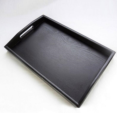 Qoo40 Wooden Serving Tray Kitchen Dining Cool Decorative Wood Serving Trays