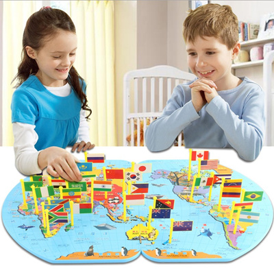 Qoo10 wooden educational toy flag three dimensional world map wooden educational toy flag three dimensional world map flags children s educational my 267 gumiabroncs Image collections