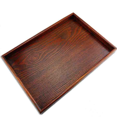 Qoo40 Wooden Serving Tray Kitchen Dining Interesting Decorative Wood Serving Trays