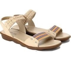 77be603c4254 Ladies   Girls Leather Sandals by Woodlands