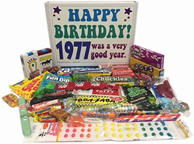 Woodstock Candy 41st Birthday Gift Ideas For Women And Men