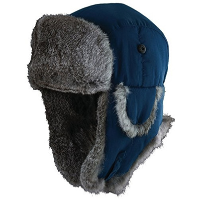 Qoo10 - Woolrich Mens Supplex Wool Aviator Hat   Men s Bags   Shoes a75e99b360b