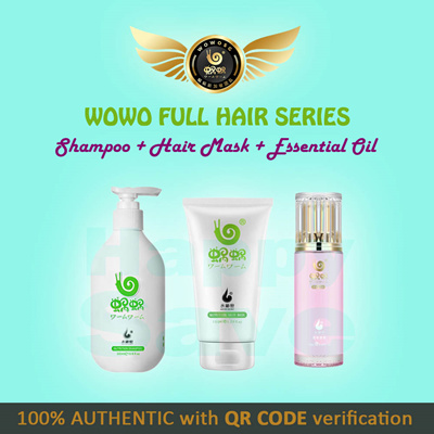 35519ccee1  FREE Delivery  WOUWOU Hair Care Series - Pure Ginger Hair Shampoo