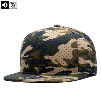 Qoo10 -  WUKE  Brand High Quality Camo Camouflage Pattern Baseball Cap Flat  Hi...   Men s Bags   Sho. dad1071b5cf