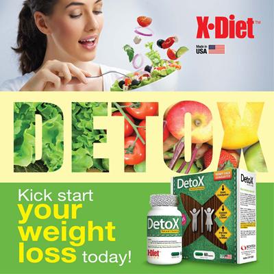Weight loss kick start detox