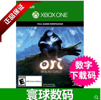 XBOX ONE AoRi Lost Forest Chinese Redeem Code Download Card Redeem  Non-shared