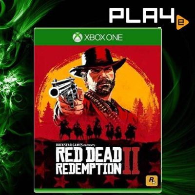 XBox One Red Dead Redemption 2 (Summer promotion ends 22nd August)