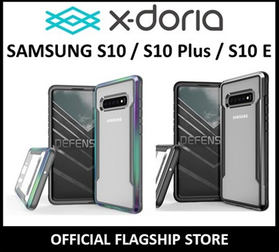 newest 797b5 e2970 Xdoria Samsung S10/S10+/S10 E S9 / S9+ X-Doria Ultra Protection and Luxury  Cases★MILITARY DROP TEST