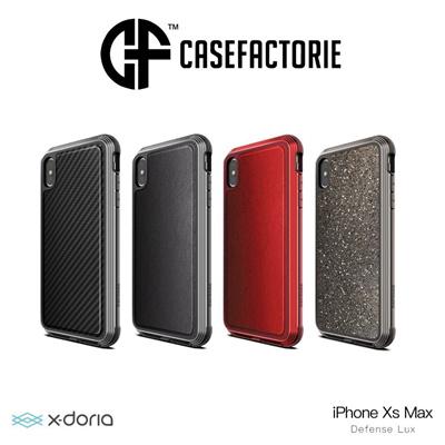 buy popular c2a8f 7dd0a XdoriaX-Doria Defense Lux Case for iPhone Xs Max