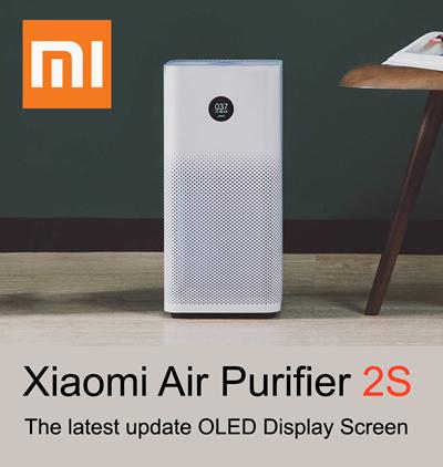 Qoo10 Mi Air Purifier Small Appliances