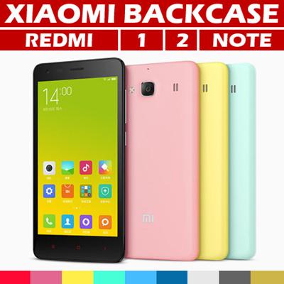 Xiaomi Accessories*XiaoMi* Multi Colors REDMI/1S REDMI NOTE 4G LTE  REDMI/2/2A Back Cover Case Casing Battery Cover