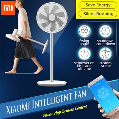 XiaoMi Intelligent Fan / Smartmi Wireless Fan / Bluetooth-enabled / Mi App  Remote Control Fan