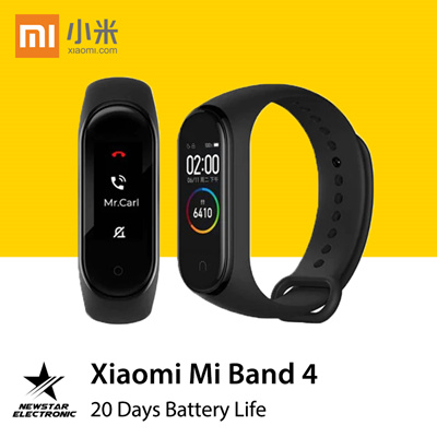 Xiaomi Mi Band 4 / Mi Band 3* Smart Watch * Fitness Watch