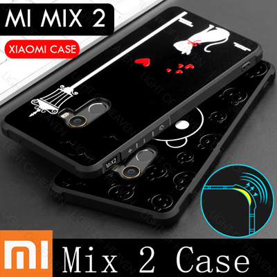 info for 9fef2 a7b43 XIAOMI MI MIX 2 CASE soft ultra thin back cover casing for new xiaomi mix 2  case 5.99inch