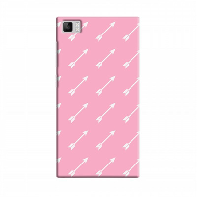 huge discount bf787 6591f Xiaomi Mi3 Hard Case - Cover it up Pink Arrow [CTF]