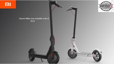 qoo10 xiaomi mijia scooter sports equipment. Black Bedroom Furniture Sets. Home Design Ideas