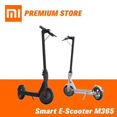 Qoo10 - Xiaomi Mijia Smart Electric Scooter M365 | 1 Year