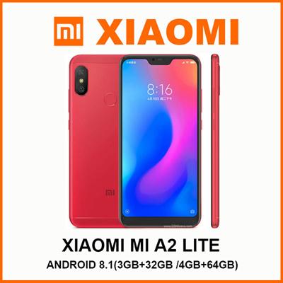 69225039ed2 Xiaomi Mi A2 Lite  Android 8.1  64 GB 4 GB RAM  32 GB